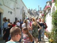 Lavoro, affari e il turismo dei trulli Alberobello crea una fondazione