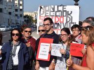 Alunni disabili, mancano educatori Protesta dei genitori alla Regione