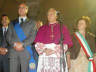 Rapinato il vescovo emerito di Andria Malviventi in casa, lui era a letto