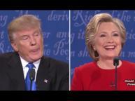 Hillary e Donald adesso «flirtano» Ecco la parodia barese del duello tv