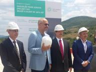 Tap, inaugurato il cantiere albanese Prosegue il tragitto verso il Salento