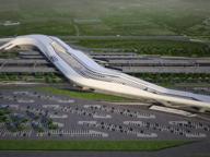 La Tav di Afragola firmata Zaha Hadid aprirà a giugno