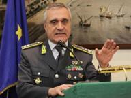 Fuga di notizie sull'inchiesta del clan Il gip dice «no» all'interdizione del generale della Guardia di Finanza