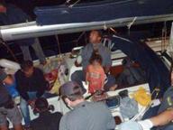 Migranti, 54 pachistani sbarcano sull'isola di Sant'Andrea