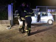 Perde il controllo della sua auto, uomo ferito alle porte di Bari