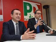 Referendum, il Pd si mobilita Rosato: «Emiliano non trova mai le ragioni di questo governo»