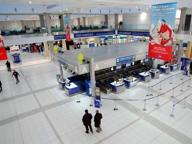 Aeroporti, boom di passeggeri Bari +8,7% e Brindisi +3,8%