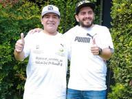 Maradona: «Napoli-Roma sia partita della Pace». Ma tiferà per gli azzurri