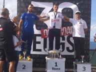 Successo per il Triathlon ad Agropoli: oltre cento atleti alla baia di Trentova