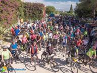 Mobilità sostenibile, centinaia di cicloturisti tedeschi a Torre Guaceto