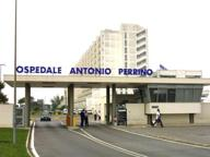 Ospedale Perrino, indagine per frode sequestrate le porte scorrevoli