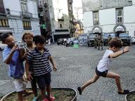 «Masculillo» e «femmenella», violenza di genere tra i bambini