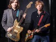Thurston Moore (Sonic Youth) e James Sedwards (Nought) a Salerno