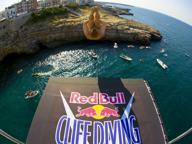 Polignano a Mare, patria dei tuffi «Pronti per le finali del Cliff Diving»