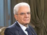 Mattarella scortato dai corazzieri L'attesa per il suo discorso