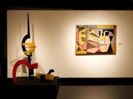 Arte, Gruppo Sud e Mac: l'omaggio della galleria Al Blu di Prussia