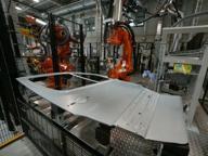 Automotive, nel Casertano la pressa che produce per Fiat e Volkswagen