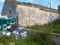 Stoccaggio abusivo elettrodomestici a Ruvo di Puglia, due denunce