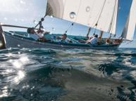 Barche da Puglia, Campania e Sicilia A Gallipoli il Gozzo international fest