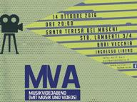 Da Berlino a Bari, Musikvideoabend Musica e videoclip d'autore