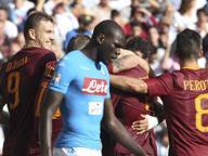 Napoli ancora ko: la Roma passa al San Paolo 1-3