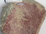 Pompei, tentano di rubare pietra affrescata da una domus: denunciati due turisti olandesi
