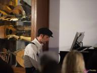 Il pianista sull'oceano al Palazzo dello Spagnolo