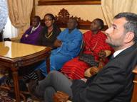 Pastori Masai dalla Tanzania a Bari «Denunciamo la strage di animali»