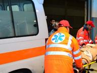 Elettricista di 51 anni folgorato a Bari: è in condizioni critiche