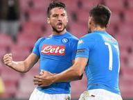 Napoli, anche la Champions è amara: il Besiktas vince 2-3