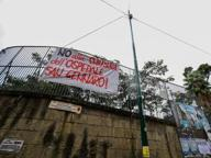 Ospedale San Gennaro in rivolta