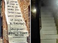 Polignano, passa l'imbianchino E sparisce la scalinata del «Flâneur»