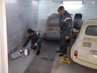 Abusivismo, sequestrate 5 officine Erano totalmente sconosciute al fisco
