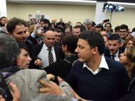 Renzi a Napoli, allarme contestazioni
