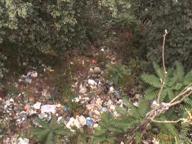 Discarica a due passi dal Parco di Capodimonte