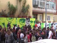 Vomero, un murale per Giancarlo Siani (nel parco dove abitava)