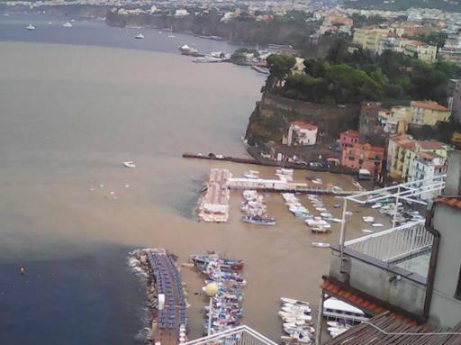 L inquinamento del mare della penisola sorrentina - Mare in tavola foggia ...