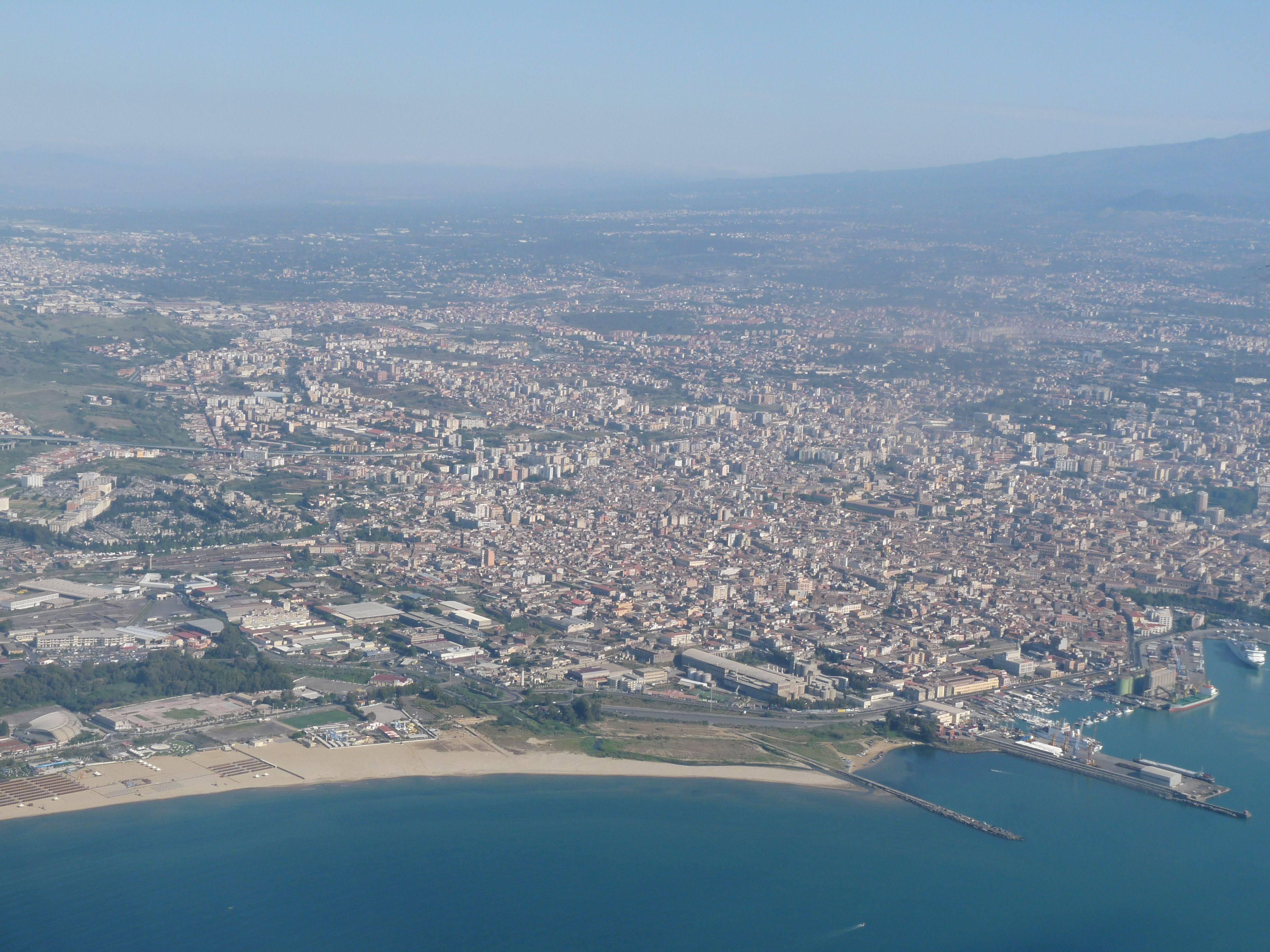 Catania coast to coast i luoghi pi belli da esplorare via mare - Mare in tavola foggia ...