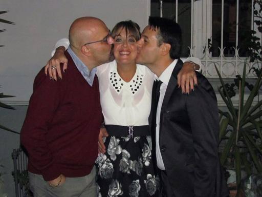 Simona Ventura, sì alle adozioni per coppie gay -