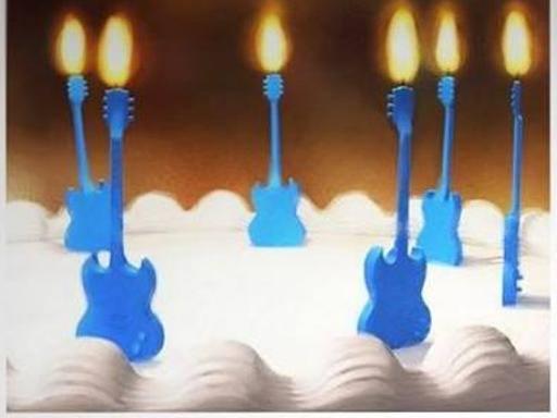 Buon compleanno «Rock!» Party al Pan per i primi 5 anni