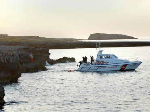 Recuperato corpo in mare nessuna conferma su impiegato scomparso - Mare in tavola foggia ...