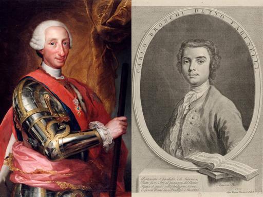 Carlo III e quel perfido di Farinelli
