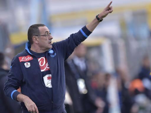 Sarri: «Napoli, valore aumentato Ma l'addio di Higuain pesa»