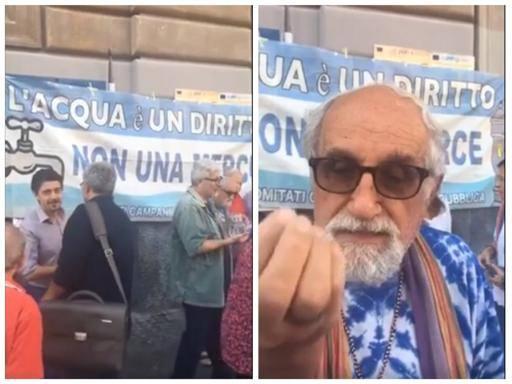 Acqua bene comune, Napoli fa marcia indietro? I comitati contro il sindaco Petrella: «Ha rotto il giocattolo Abc»