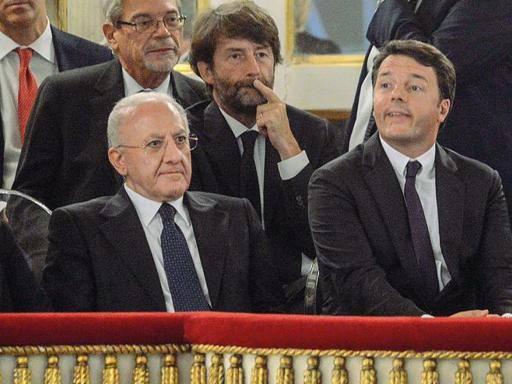 «San Carlo, con De Luca nel vertice la Regione avrà più peso nelle scelte»