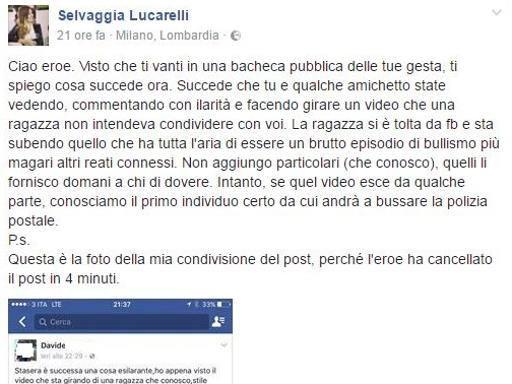 Video hard su Whatsapp, la vittima è una ragazza di 23 anni di Pozzuoli