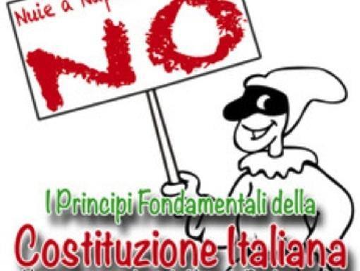 «L'Italia è na Repubblica, e ognuno è comm' a ll'ate» La Costituzione in Napoletano