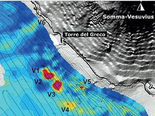 Napoli, scoperti sei nuovi vulcani «Adeguare i piani di rischio»