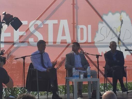 Delrio: «Tra pochi giorni la nomina del presidente del porto di Napoli»