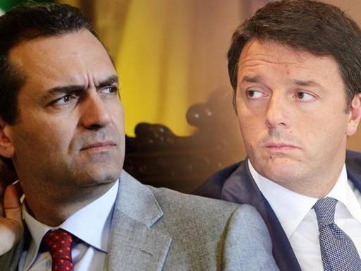Renzi-de Magistris: basta personalismi, parlate di Napoli